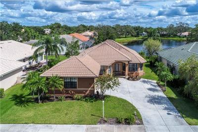 Venice Single Family Home For Sale: 157 Grand Oak Circle