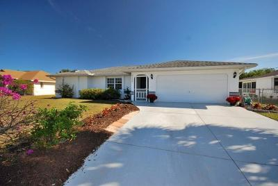 Englewood FL Single Family Home For Sale: $249,900