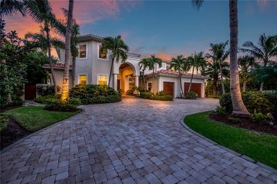 Boca Grande Single Family Home For Sale: 1635 Jean Lafitte Drive