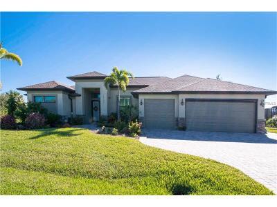 Port Charlotte Single Family Home For Sale: 13505 Blake Drive