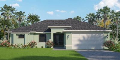 Port Charlotte Sec 93, Port Charlotte Sec 066, Port Charlotte Sec 095 Single Family Home For Sale: 7055 Harland Road