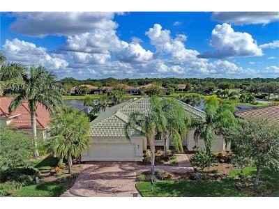 Single Family Home For Sale: 2691 Myakka Marsh Lane