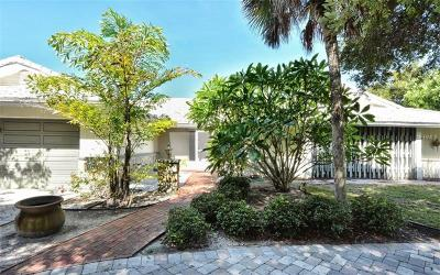 Single Family Home For Sale: 7900 Manasota Key Road