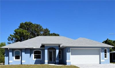 Charlotte County Single Family Home For Sale: 45 Brig Circle E