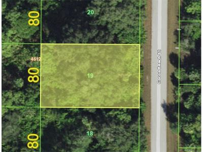 Port Charlotte Residential Lots & Land For Sale: 10225 Cocoa Beach Street