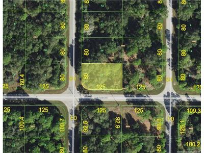 Port Charlotte Residential Lots & Land For Sale: 1528 Capel Street