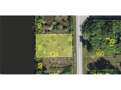 Port Charlotte Residential Lots & Land For Sale: 10077 Boylston Street