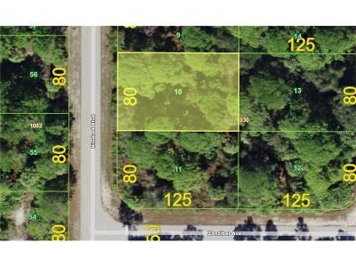 Port Charlotte Residential Lots & Land For Sale: 112 Kindred Boulevard