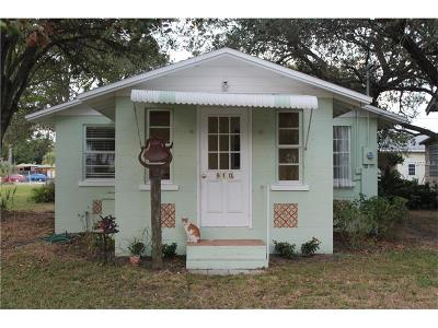 Englewood, North Port Single Family Home For Sale: 510 W Green Street