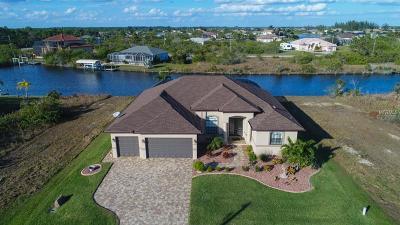 Port Charlotte Single Family Home For Sale: 15052 Taurus Circle