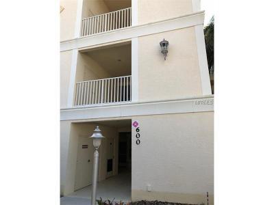 Venice Condo For Sale: 600 Gardens Edge Drive #622