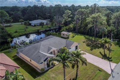 Port Charlotte Single Family Home For Sale: 116 Cory Street