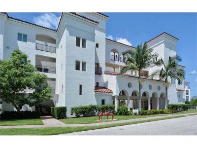 Placida Condo For Sale: 11120 Hacienda Del Mar Boulevard #F-402