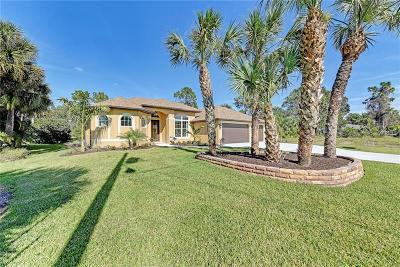 Rotonda West Single Family Home For Sale: 631 Boundary Boulevard