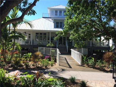 Captiva FL Single Family Home For Sale: $2,738,500
