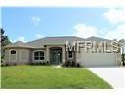 Port Charlotte Single Family Home For Sale: 14101 Emerson Lane