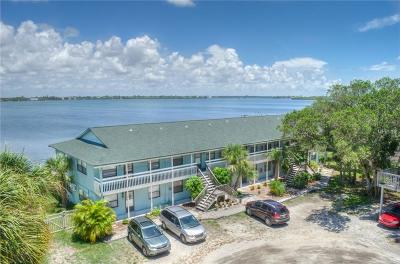 Englewood Condo For Sale: 5041 N Beach Road #2