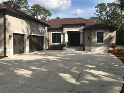 North Port Single Family Home For Sale: 6228 Ruff Street