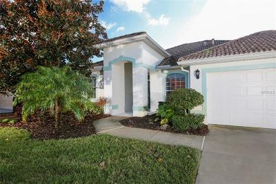 North Port Single Family Home For Sale: 1992 Coconut Palm Circle