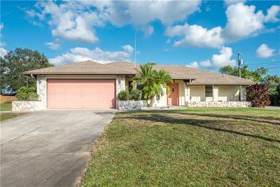 Englewood Single Family Home For Sale: 7514 Escondido Street
