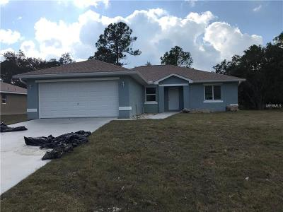Port Charlotte Single Family Home For Sale: 14149 Cain Avenue
