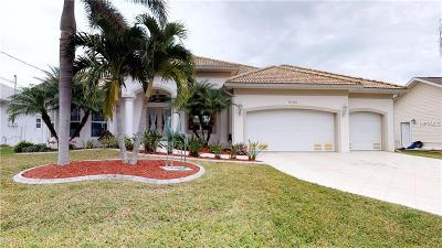 Port Charlotte Single Family Home For Sale: 5186 Neville Terrace