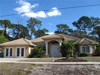 Port Charlotte Single Family Home For Sale: 16874 Toledo Blade Boulevard