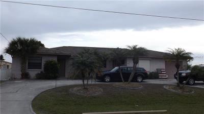 Rotonda, Rotonda West, Rotonda Lakes Multi Family Home For Sale: 210 Boundary Boulevard #A & B