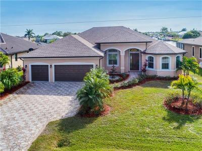 Port Charlotte Single Family Home For Sale: 15244 Alsask Circle