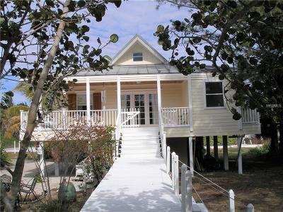 Placida Single Family Home For Sale: 11 Bocilla Drive