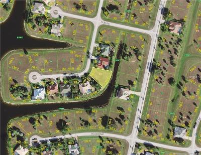 Punta Gorda Residential Lots & Land For Sale: 16346 Nogales Court