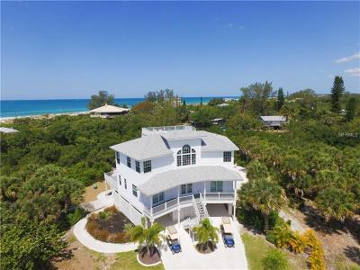 Boca Grande, Placida Single Family Home For Sale: 53 Palm Drive