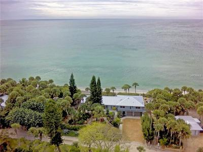 Single Family Home For Sale: 804 N Manasota Key Road