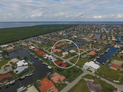 Punta Gorda Single Family Home For Sale: 3601 Bonaire Court