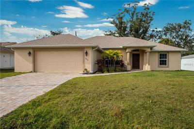 Venice Single Family Home For Sale: 340 S Quincy Road