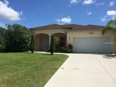 Single Family Home For Sale: 6701 Babbit Avenue