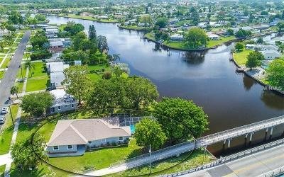 North Port Single Family Home For Sale: 6520 S Biscayne Drive
