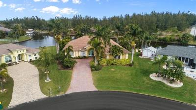 Port Charlotte Single Family Home For Sale: 15488 Avery Road