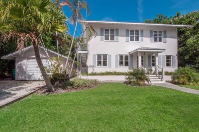 Boca Grande Single Family Home For Sale: 341 Lee Avenue