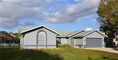 Single Family Home For Sale: 23060 Newcun Avenue