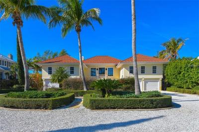 Boca Grande Single Family Home For Sale: 16271 N Island Court