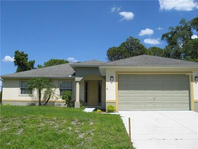 Port Charlotte FL Single Family Home For Sale: $223,800