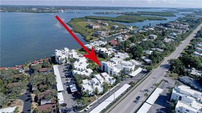 Charlotte County Condo For Sale: 2955 N Beach Road #A524