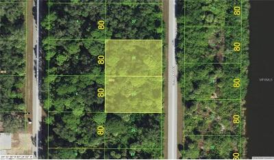 Port Charlotte Residential Lots & Land For Sale: 10169 Cocoa Beach Street