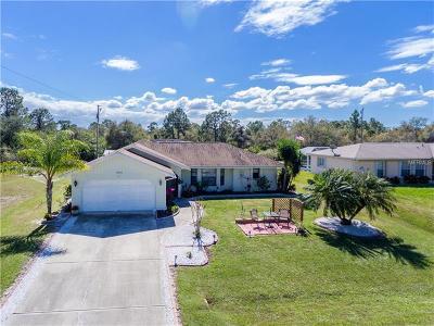 Single Family Home For Sale: 12221 Strett Avenue