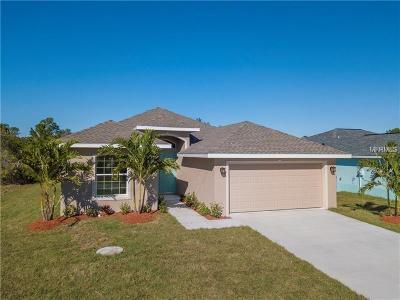 Charlotte County Single Family Home For Sale: 114 Green Pine Park