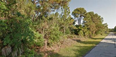 North Port Residential Lots & Land For Sale: Oporto Street