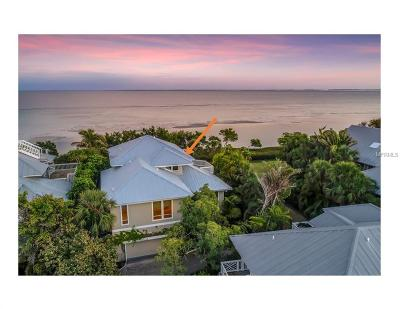 Boca Grande, Placida Single Family Home For Sale: 323 Pilot Point Lane Lane
