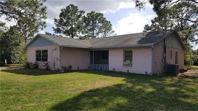Single Family Home For Sale: 4499 Kempson Lane