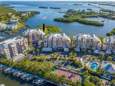 Placida Condo For Sale: 13413 Gasparilla Road #D503 & D